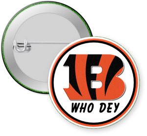 "Cincinnati Bengals - 1.25"" Button Sets"