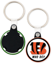 "Load image into Gallery viewer, Cincinnati Bengals - 1.25"" Button Sets"