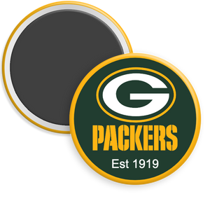 Green Bay Packers Button Sets - 1.25""