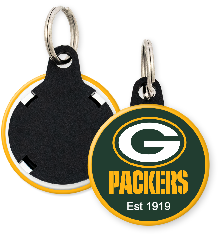 Green Bay Packers Button Sets - 1.25