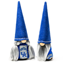 Load image into Gallery viewer, University of Kentucky Wildcats UK Fabric Gnomes