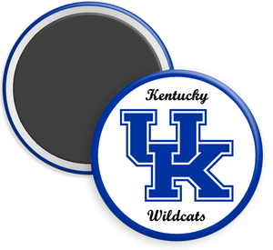 University of Kentucky Button Magnet