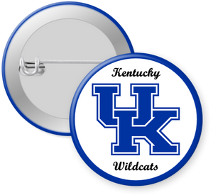 University of Kentucky Button Pin