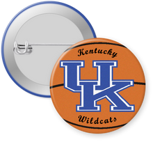 Load image into Gallery viewer, University of Kentucky Wildcats Button Pin