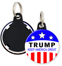 Load image into Gallery viewer, Keep America Great Trump 2020 Campaign Keyring