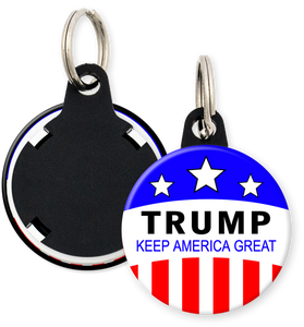 Keep America Great Trump 2020 Campaign Keyring