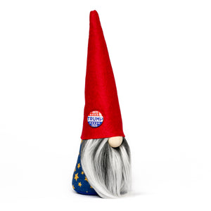 Trump 2020 Handmade Fabric Gnome