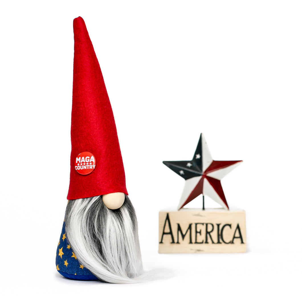 Make America Great Again Handmade Trump Gnome