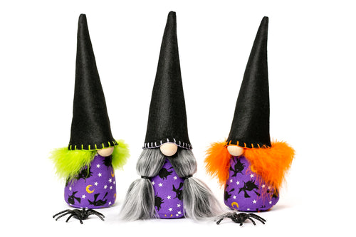 Scary Halloween Gnomes by Joyful Gnomes