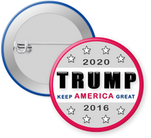 Load image into Gallery viewer, Trump 2016-2020 Campaign Button Sets