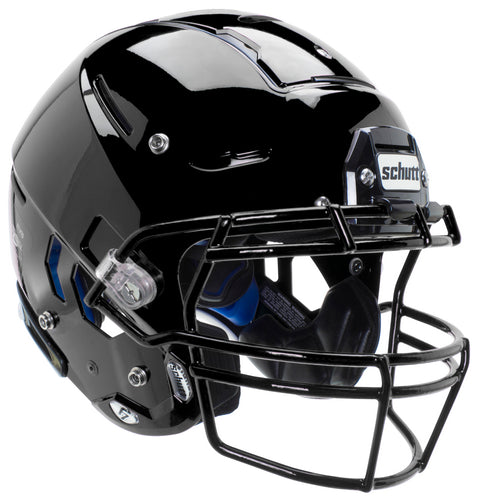 Schutt F7 VTD Professional Series Football Helmet w/ attached titanium faceguard