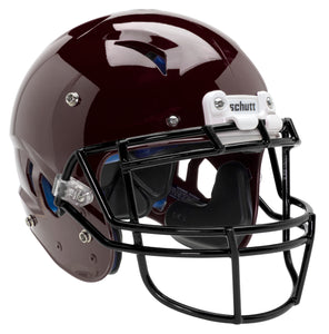 Schutt Vengeance Pro LTD Football Helmet w/ attached Carbon Steel Faceguard