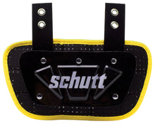 Load image into Gallery viewer, Schutt Youth Neon Back Plate