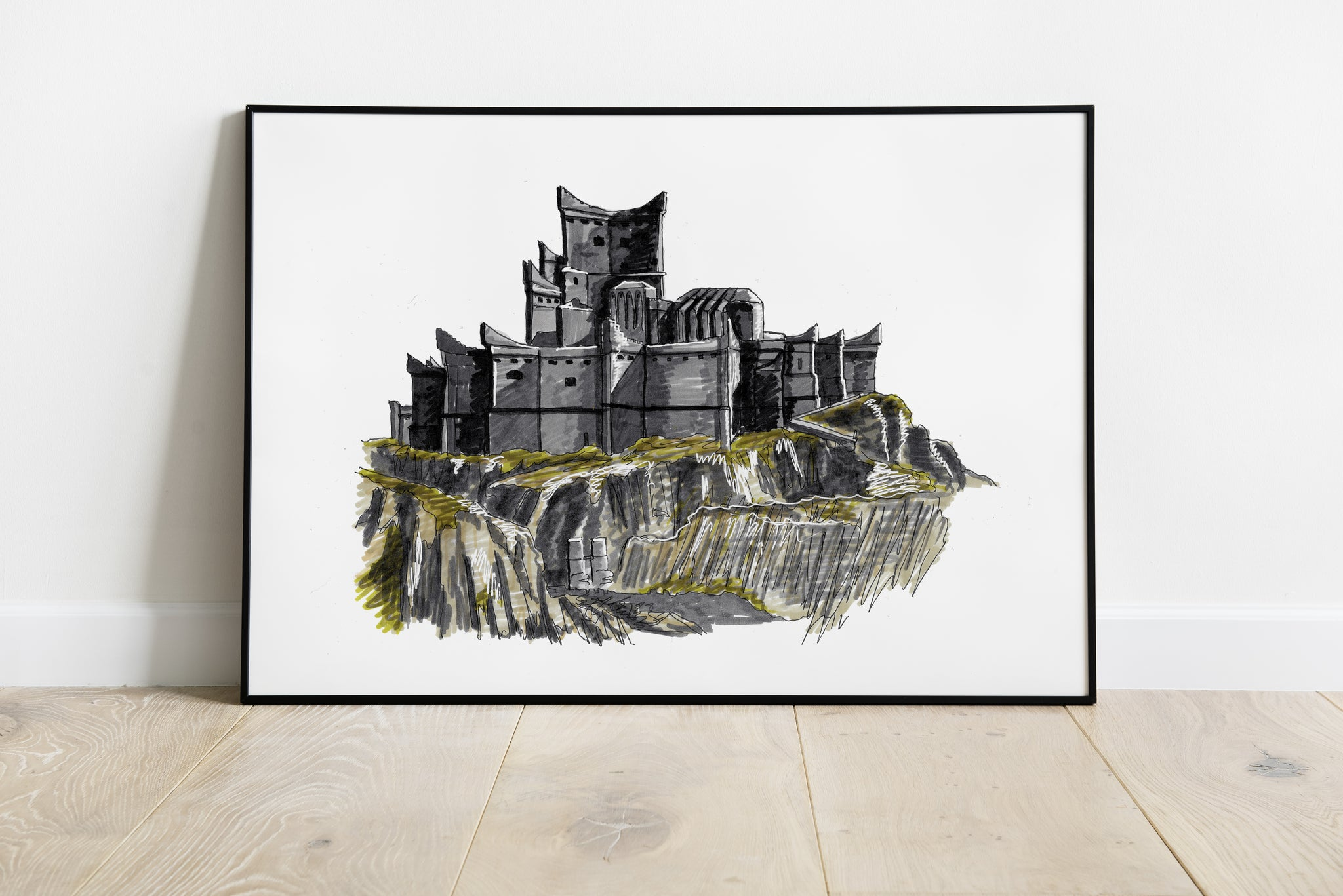 Dragonstone - Game of Thrones