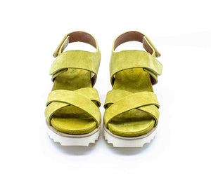 Sandalias tacon HOMERS
