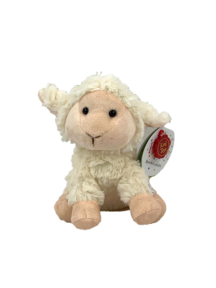 Soft Toy Cream Lamb
