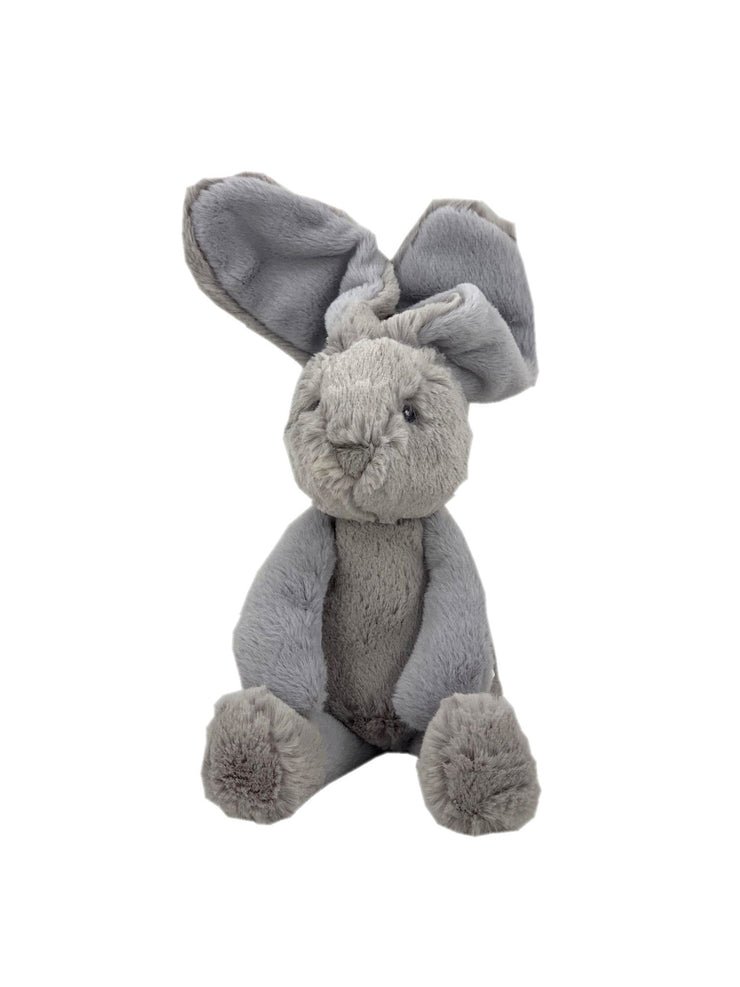 Soft Toy Grey Rabbit