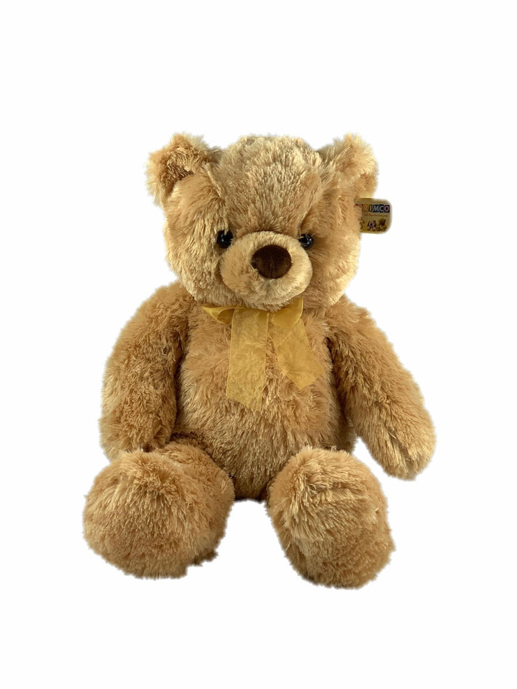 Soft toy honey bear
