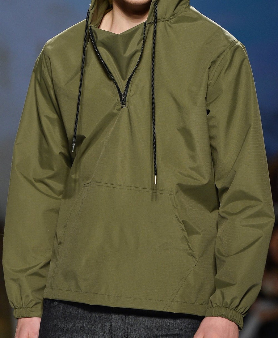 Anorak Rain Jacket - bustleclothing.shop
