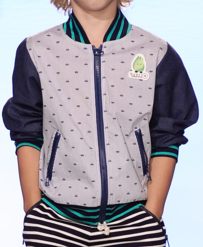 Bustle Sprouts Baseball Jacket - bustleclothing.shop