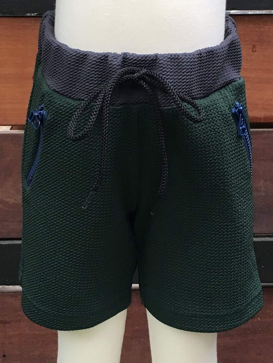 Bustle Sprouts Knit Shorts - bustleclothing.shop