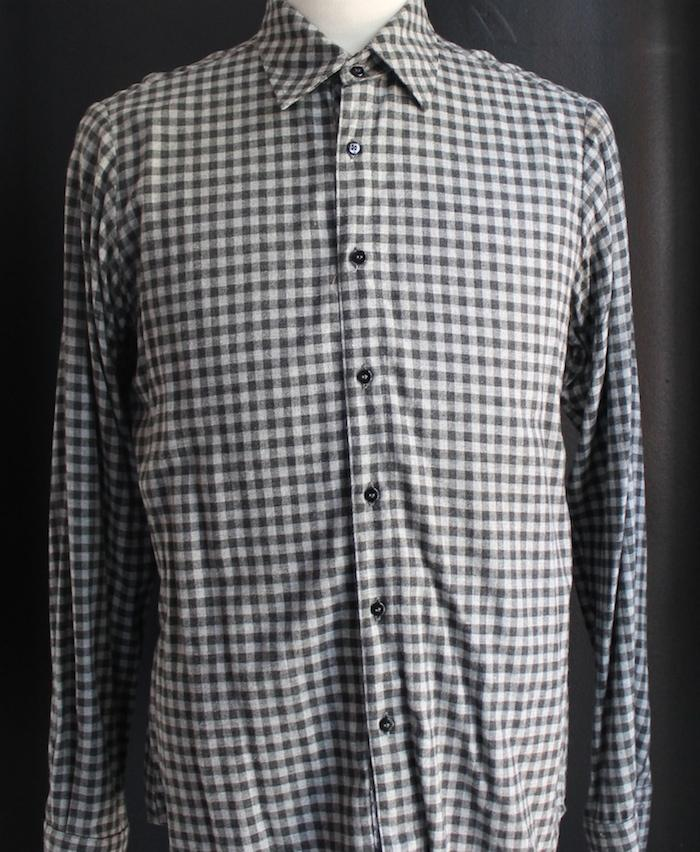Flannel Classic Cut Button Down Shirt 60% OFF - bustleclothing.shop