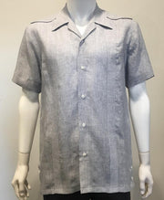 Guayabera Shirt - bustleclothing.shop