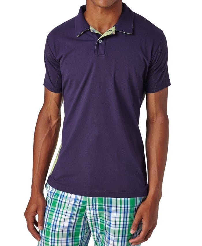 Organic Cotton Golf Shirt - bustleclothing.shop