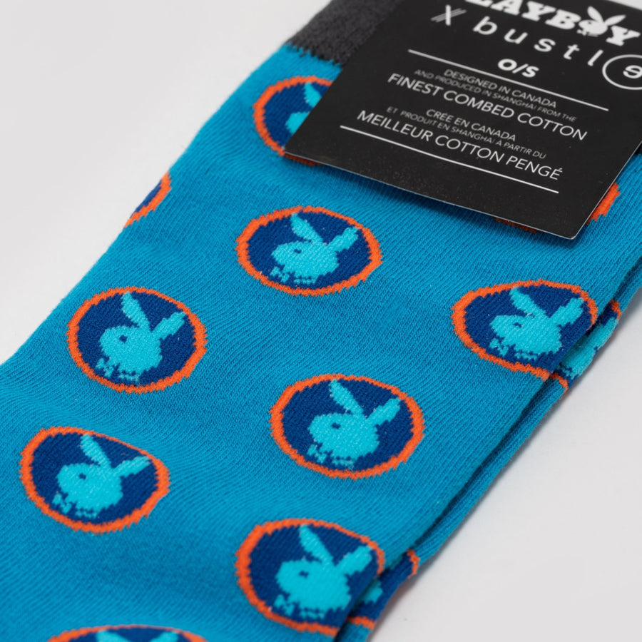 Playboy x Bustle | Accessories | Socks 3 Pack Box | Set 3 - bustleclothing.shop