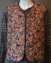 Quilted Vest - bustleclothing.shop