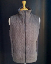 Zip-Front Vest - bustleclothing.shop