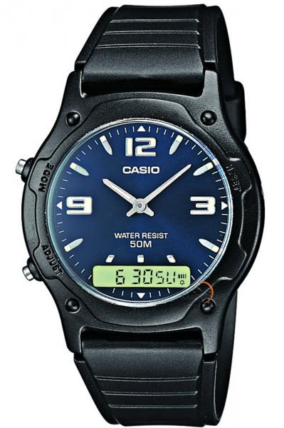 Unisex käekell Casio Collection AW-49HE-2AVEF - Premiumkellad