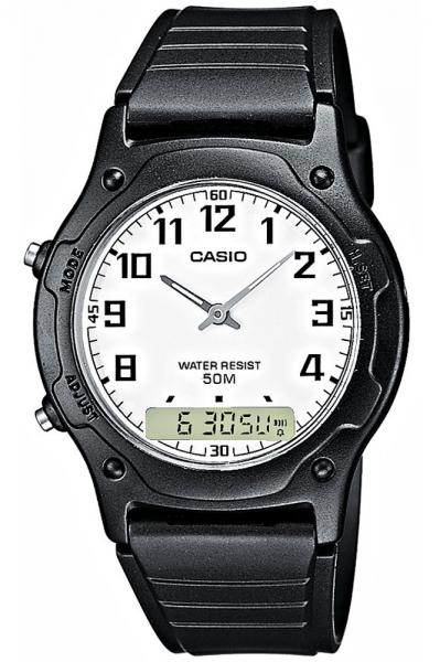 Unisex käekell Casio Collection AW-49H-7BVEF - Premiumkellad