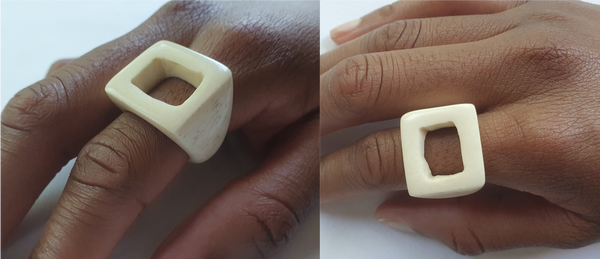 Masa Wood/Cow Ring