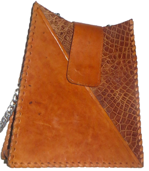 Kru Crocodile Crossbody