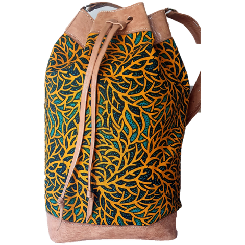 Bassa Bucket Bag