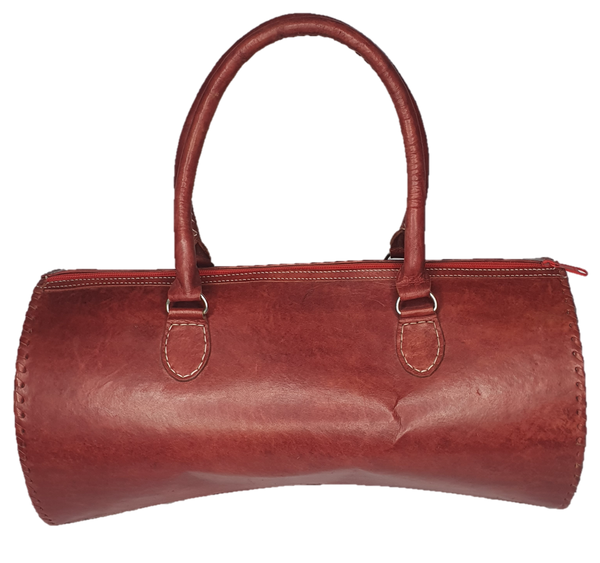 Lorma Red Off Bottom Bag