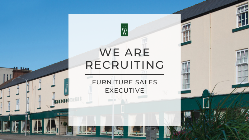 We're Recruiting - Furniture Sales Executive