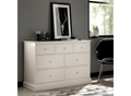 Annabelle 3+4 Drawer Chest - Ward Brothers Furniture