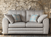 Cadiz 2 Seater Fabric Sofa - Ward Brothers Furniture