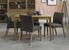 Brighton Oak Dining Set - Ward Brothers Furniture