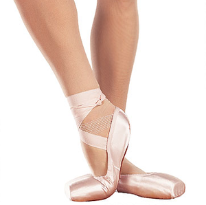 Soft-Toe Demi-Pointe Shoes