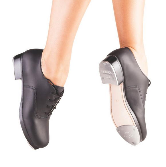 Professional Built Up Tap Shoe - Ladies