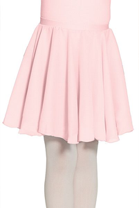 Pull-On Chiffon Skirt