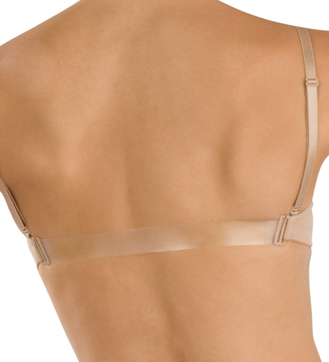 Replacement Clear Back Strap for Capezio Bras