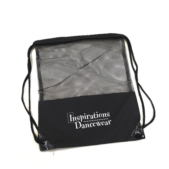 Inspirations Drawstring Pointe Shoe Bag