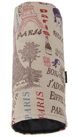 PARISIENNE GOLF HEADCOVER