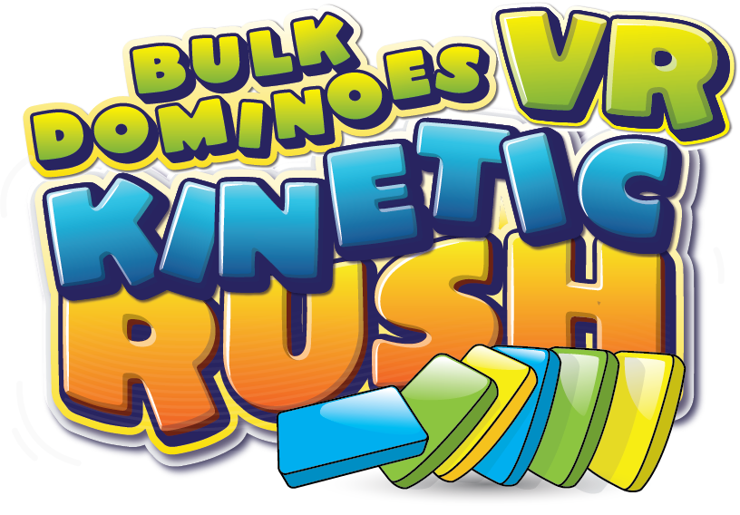 Bulk Dominoes VR Kinetic Rush Game