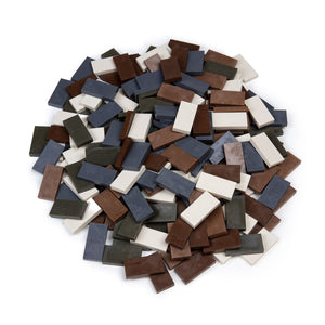 Bulk Dominoes - Camo Mix