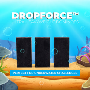 DropForce™ Ultra Heavyweight Dominoes